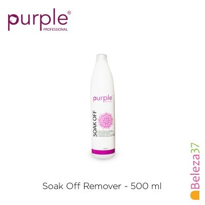Removedor Soak Off Purple 500ml