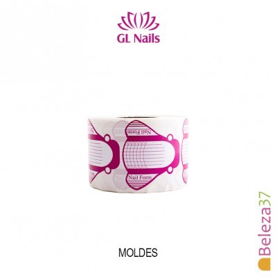 Moldes para Alongamento GL Nails