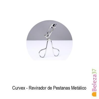 Curvex - Revirador de Pestanas Metálico
