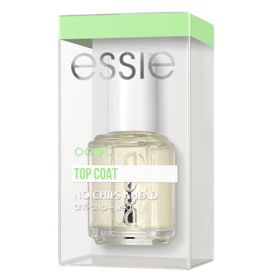 ESSIE No Chips Ahead Top Coat - Anti-lasca