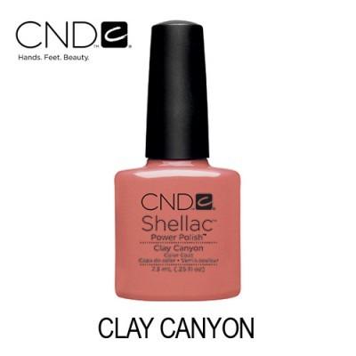 CND Shellac – Clay Canyon 90541