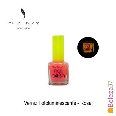 Verniz Fotoluminescente YESESNSY - Rosa