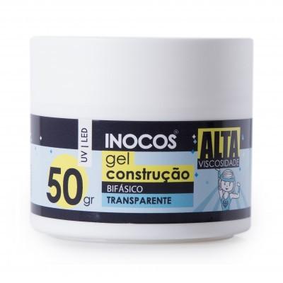 Gel Construção Inocos Alta Viscosidade - Transparente 50g