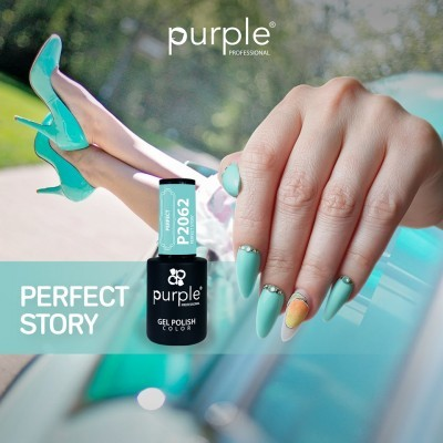 Verniz Gel PURPLE P2062 – Perfect Story