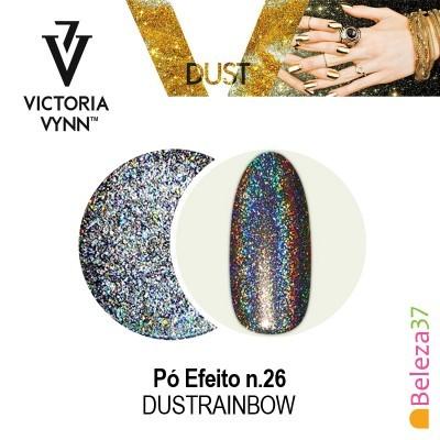 Pó Efeito Victoria Vynn n.26 Dustrainbow