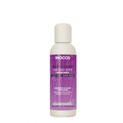 Monómero Secagem UV/LED Baixo Odor Inocos 100ml