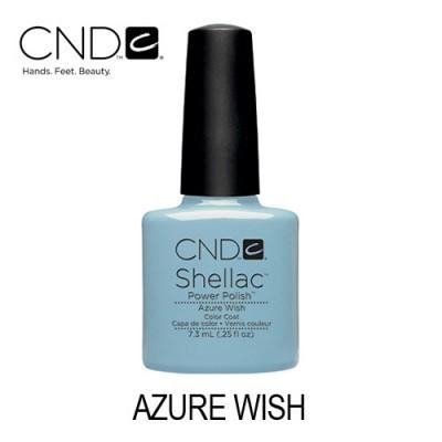 CND Shellac – Azure Wish