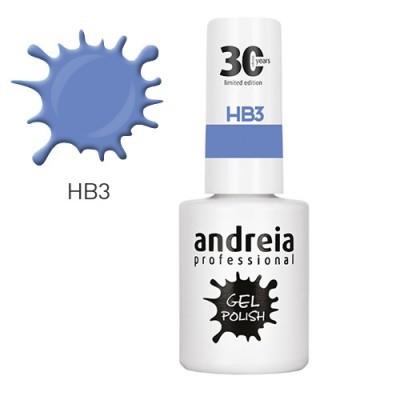 Verniz Gel Andreia HB3 – Azul Jeans