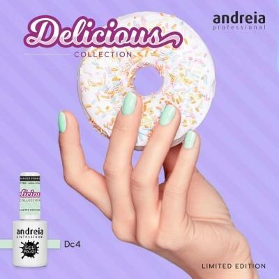 Verniz Gel Andreia DC4 – Verde Água Candy