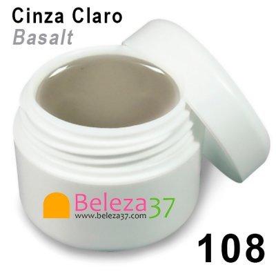 GEL DE COR 108 – Cinza Claro (Basalt)