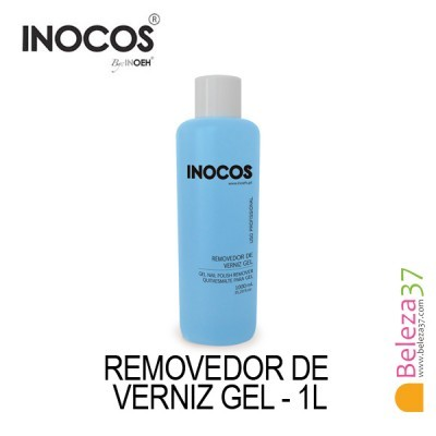 Removedor de Verniz Gel Inocos 1000ml