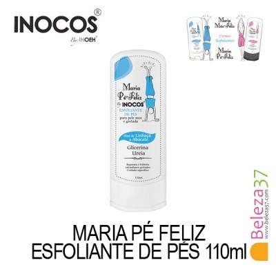 Esfoliante de Pés Maria Pé Feliz 110ml
