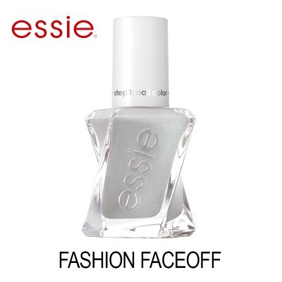 Essie Gel Couture 1097 - Fashion Faceoff
