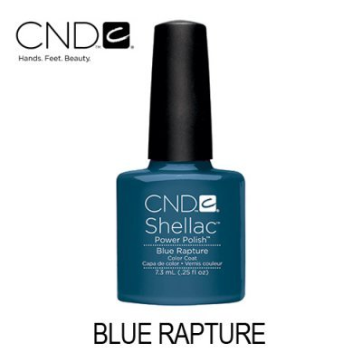CND Shellac – Blue Raptor