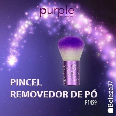 Pincel Removedor de Pó PURPLE