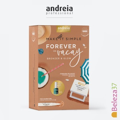 Coffret de Maquilhagem Andreia - FOREVER ON VACAY