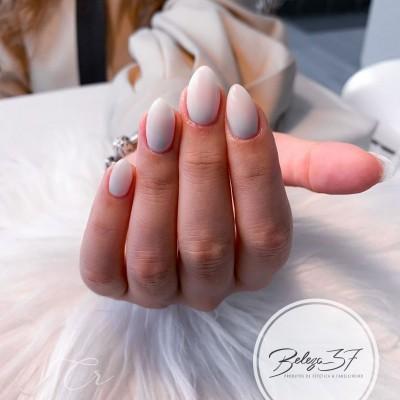 The Gel Polish Andreia G02 - Milky White (Branco Leitoso)