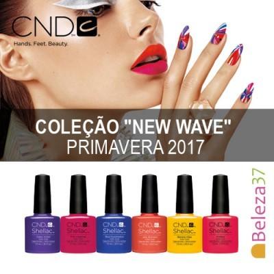 CND Shellac – Coleção de 6 Cores
