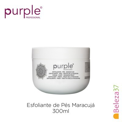 Esfoliante de Pés Maracujá Purple 300ml