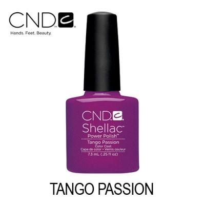 CND Shellac – Tango Passion 90517