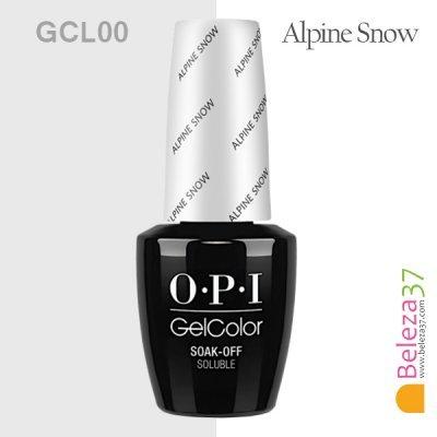 OPI GCL00 – Alpine Snow