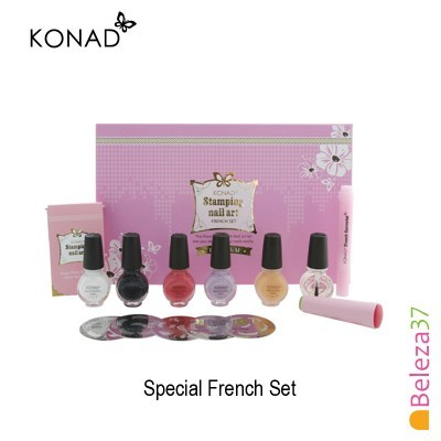 Conjunto KONAD - Special French Set