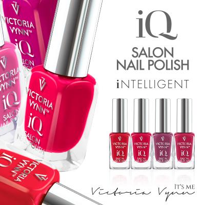 IQ Victoria Vynn Nail Polish 016 – Wild Nude