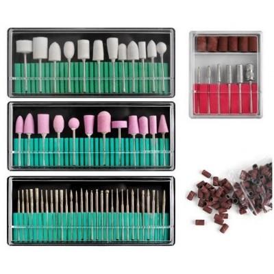 Conjunto de Ponterias de Broca - Kit com 160 Peças