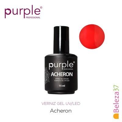 Verniz Gel UV/LED 15ml PURPLE 772 –ACHERON