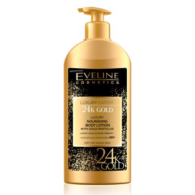 Loção Corporal Eveline Luxury Expert 24K Gold 350ml