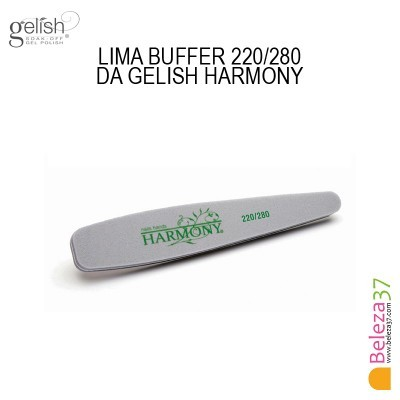Lima  BUFFER  220/280 - Gelish Harmony