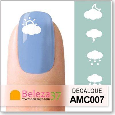 Decalques Meteorológicos (AMC007)