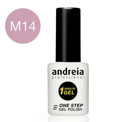 ANDREIA 1 MINUTE GEL M14 (Rosa Claro)