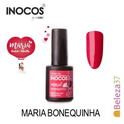 Verniz Gel Inocos – Maria Bonequinha 10ml