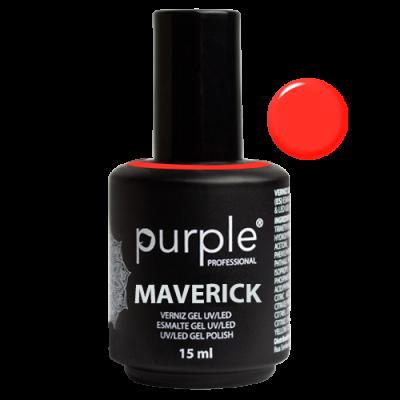 Verniz Gel PURPLE 1495 – Maverick