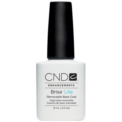 CND Brisa Lite Removable Base Coat 15ml