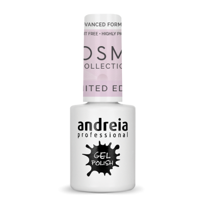 Verniz Gel Andreia CO6 - Rosa Pastel
