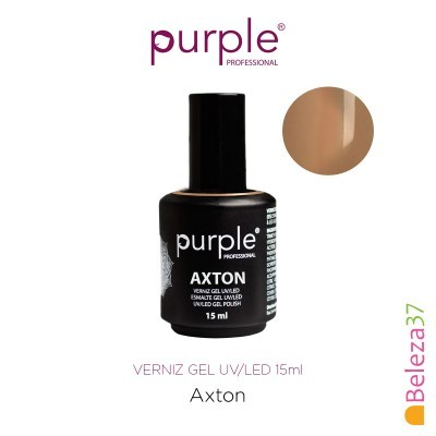 Verniz Gel UV/LED 15ml PURPLE 644 – AXTON
