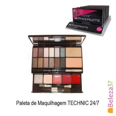 Paleta de Maquilhagem TECHNIC 24/7