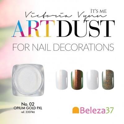 Art Dust Victoria Vynn 02 - OPIUM GOLD PXL