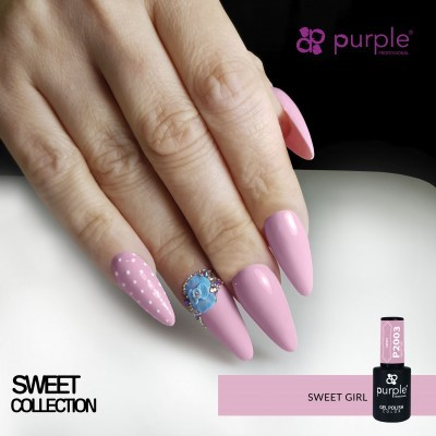 Verniz Gel PURPLE P2003 – Sweet Girl