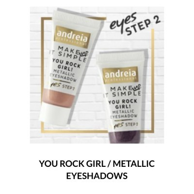 Andreia Eyes 2 - YOU ROCK GIRL!