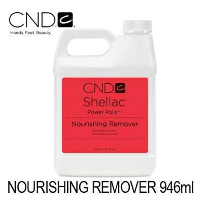 CND Shellac — Nourishing Remover 946ml
