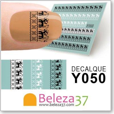 Decalques das Renas (Y050)