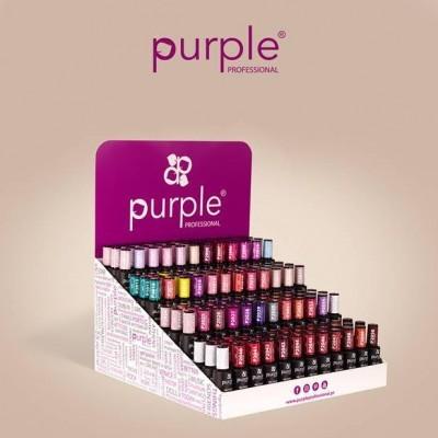 Expositor Purple 48 Unidades (sem produto)