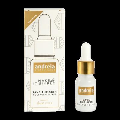 FACE 0 - SAVE THE SKIN Andreia - Collagen Elixir