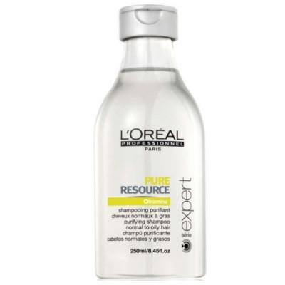 L'Oréal Shampoo Pure Resource 250ml
