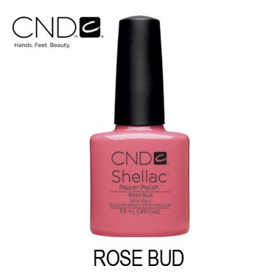CND Shellac – Rose Bud 91983 (40511)