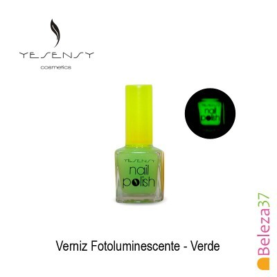 Verniz Fotoluminescente YESESNSY - Verde