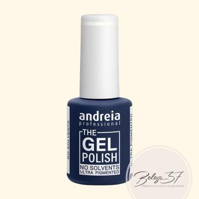 The Gel Polish Andreia G02 - Milky White